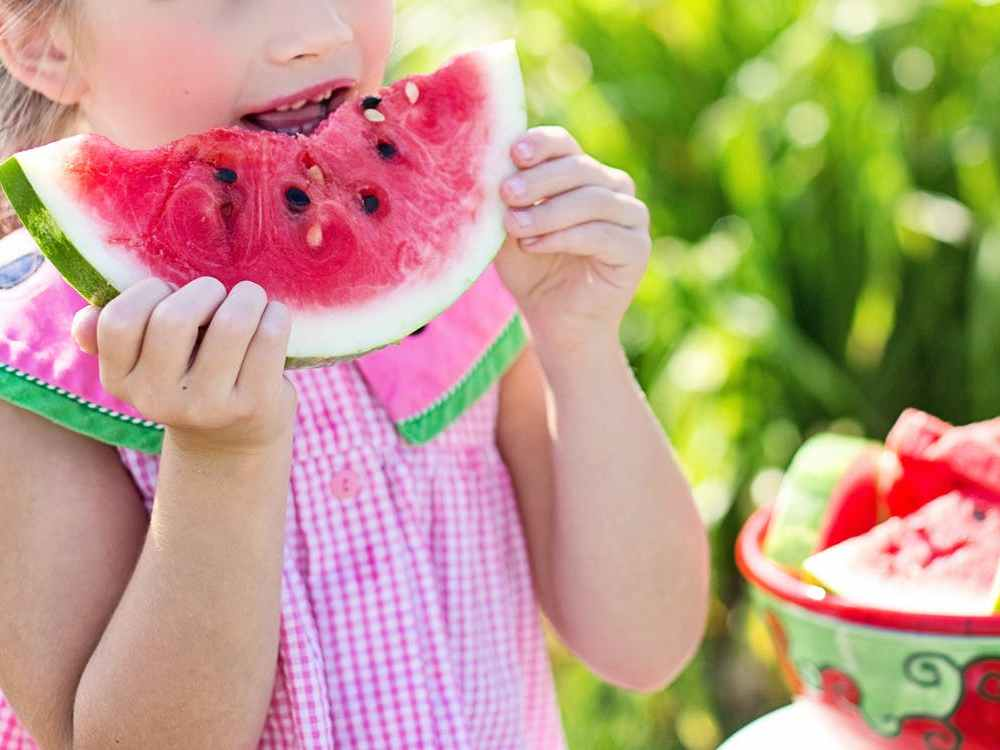 Healthy Snacking for Kids