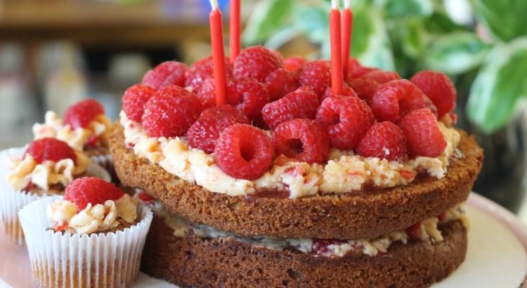 Favorite Vanilla Bean Cupcake Recipe