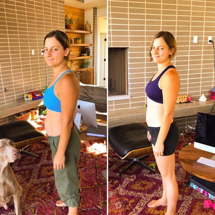 21 day progress