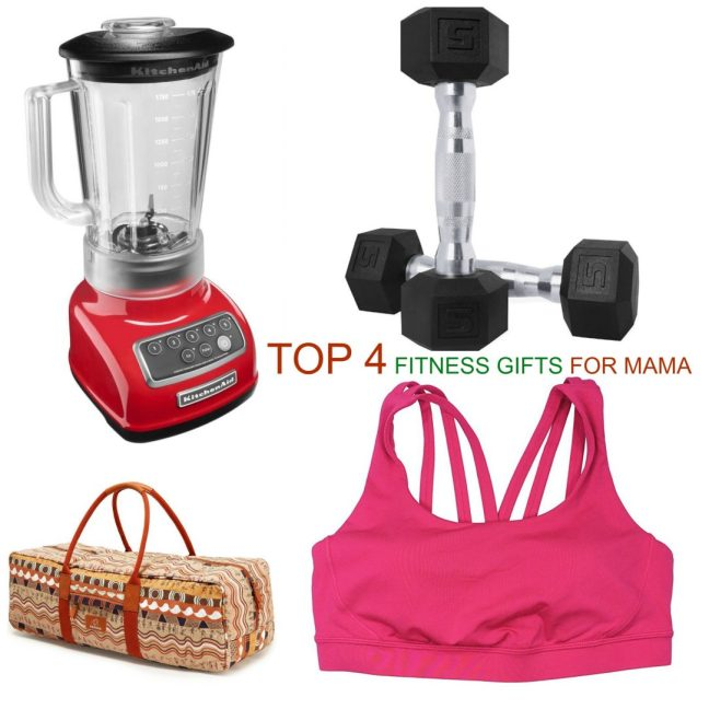 FITNESS GIFTS FOR MAMA