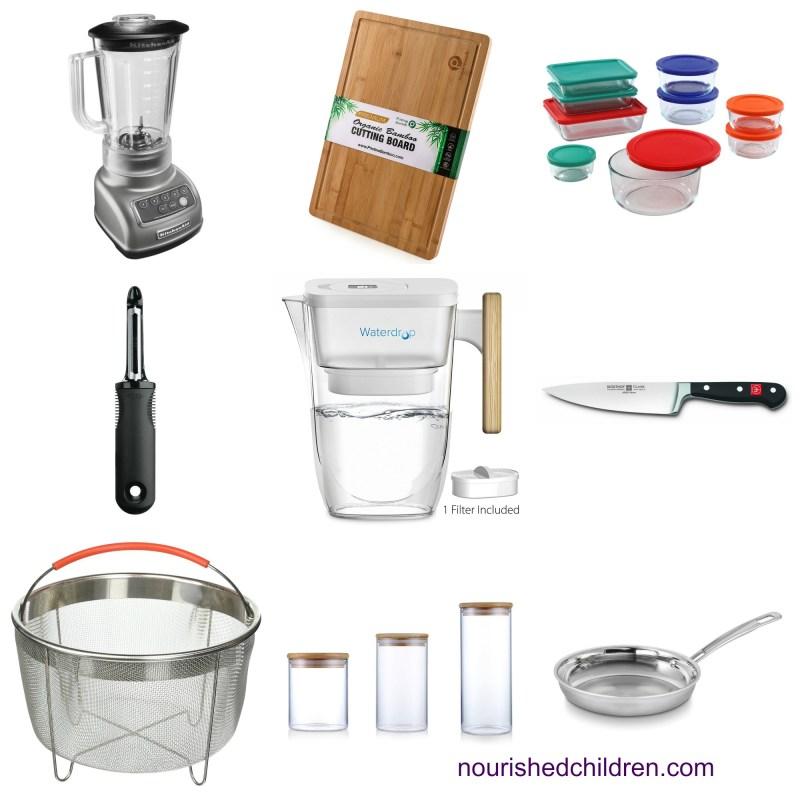 clean eating tools
