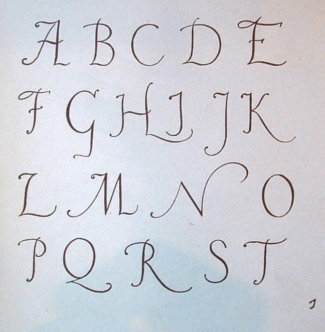 The New Handwriting