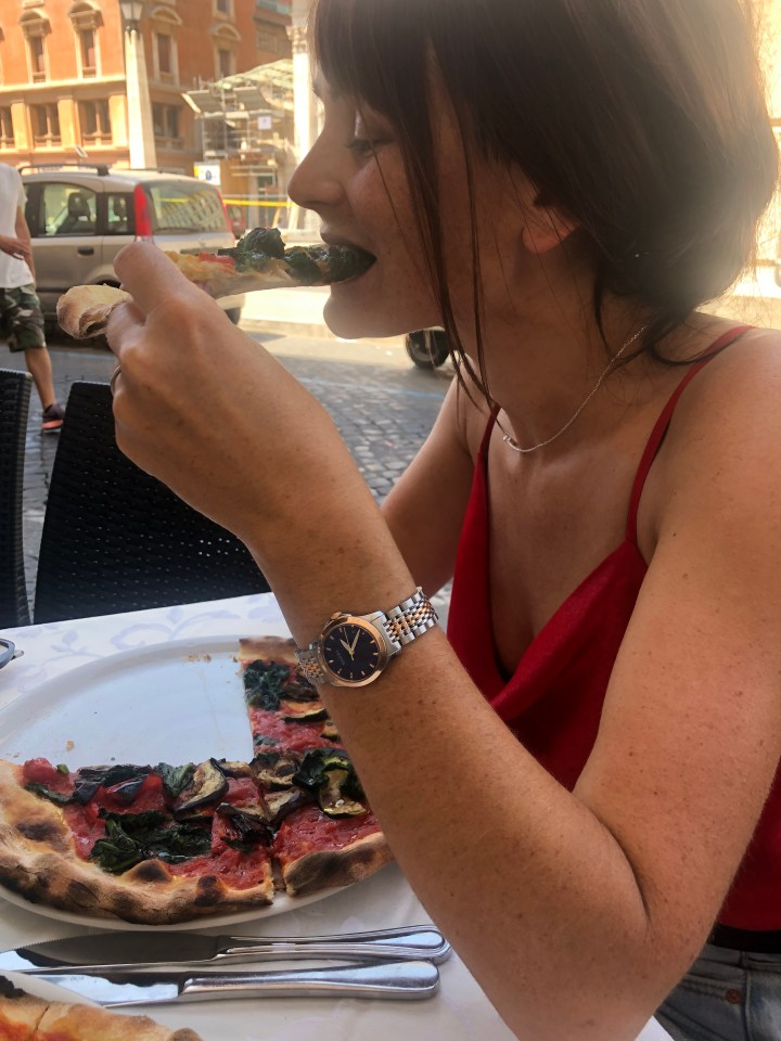 My Rome Trip: Exploring Vegan Options