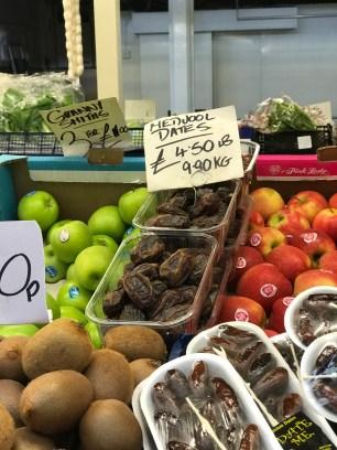 Cardiff Indoor Market Medjool Dates
