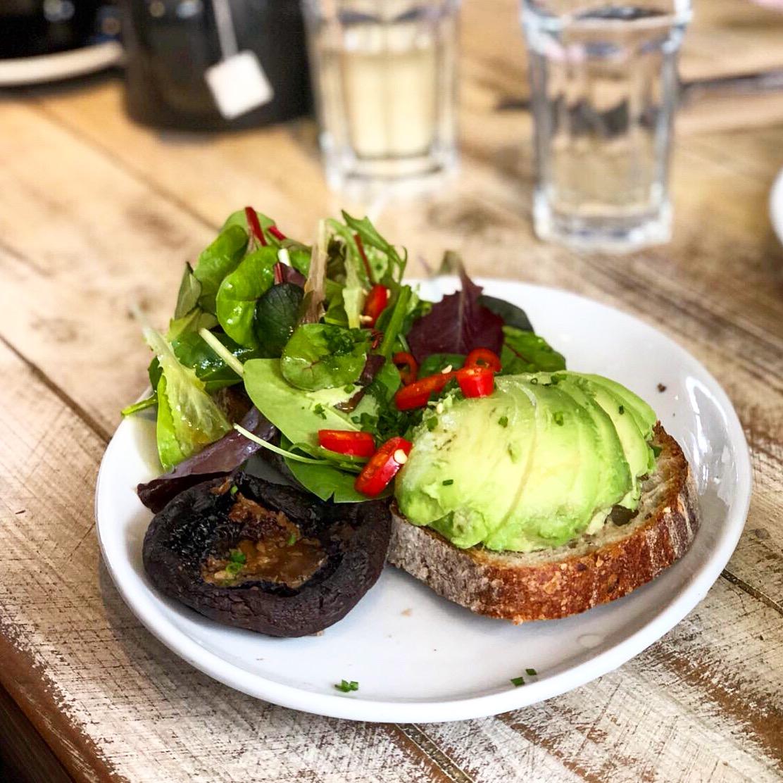 A Nourishing Review: Avocado Toast Around London