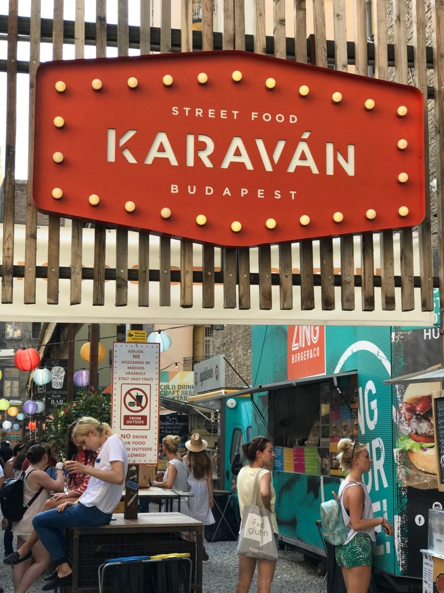 Budapest - Karavan