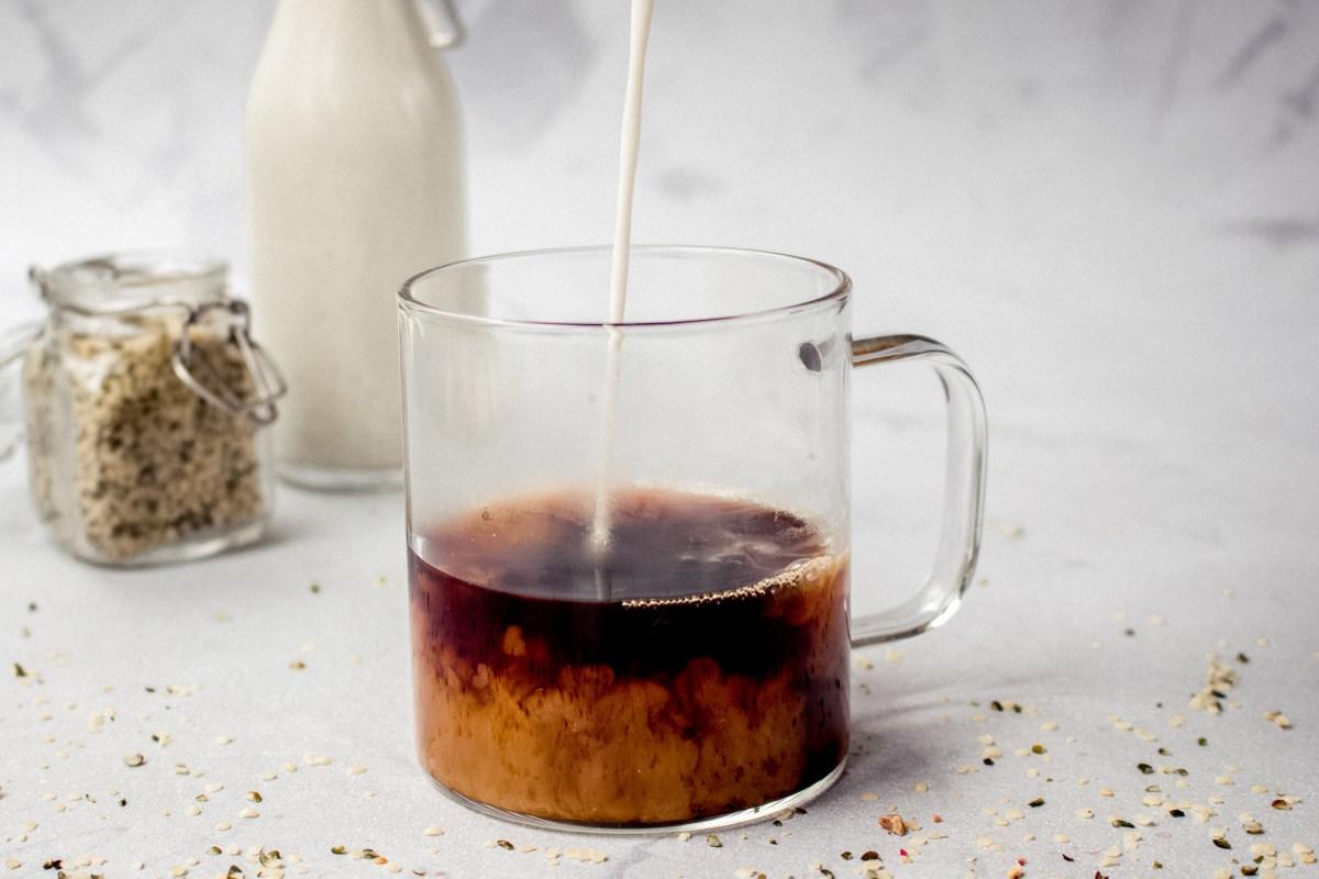 Vanilla Hemp Oat Milk