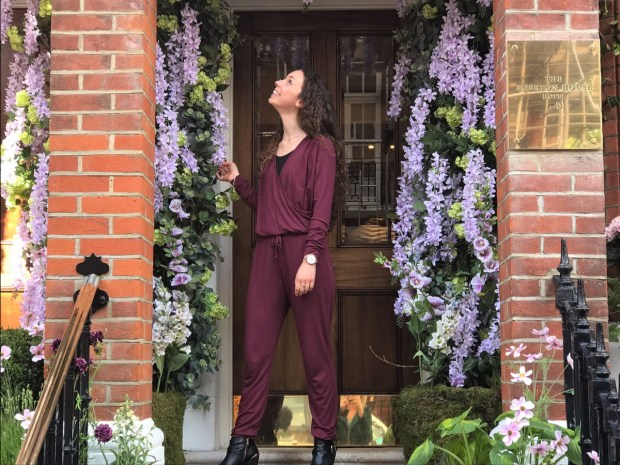 Amy Lanza at The Egerton House Hotel