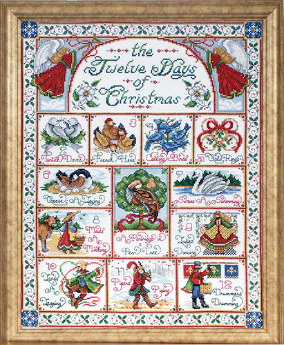 The 12 Days Of Christmas Nourishing Joy