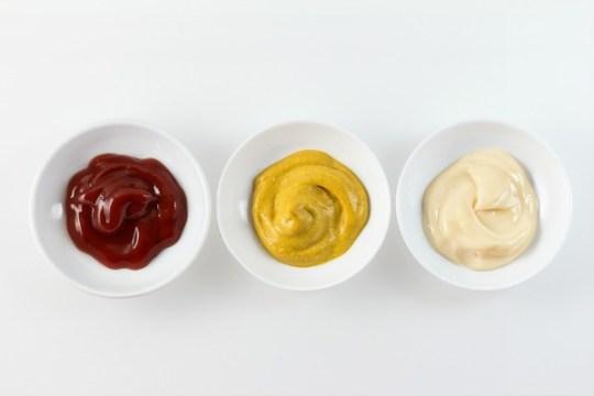 Homemade ketchup, mustard, and mayonnaise | NourishingJoy.com