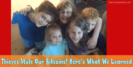 Stolen Bitcoins & Hard Lessons