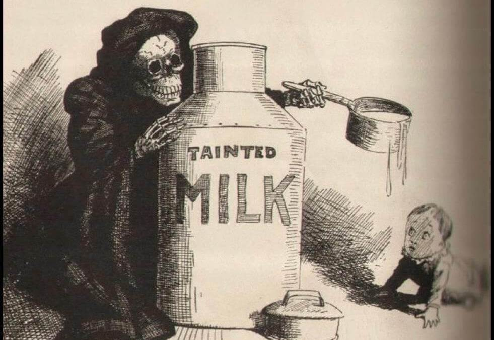 Raw Milk History in America