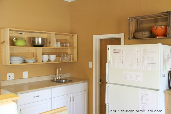 Tour My Minimalist Kitchen  Nourishing Minimalism