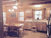Minimalist Log Cabin Home Tour - Elizabeth - Nourishing ...