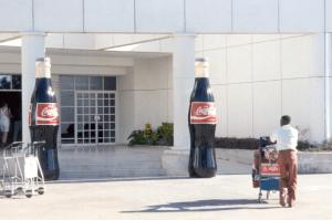 Coca-Cola marketing in Africa
