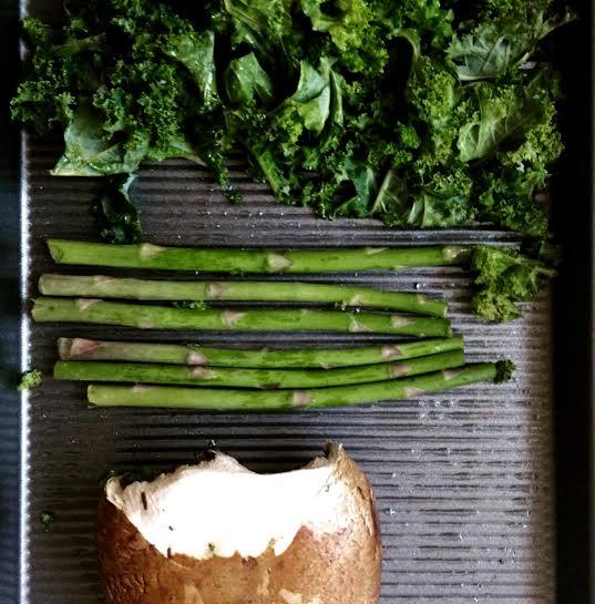Veggies For Dinner