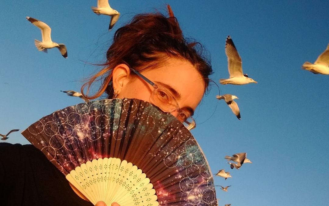 Meet Marina Ruty, The Preistess. Tarot Card Reading – Don't Knock It Til You Try It.