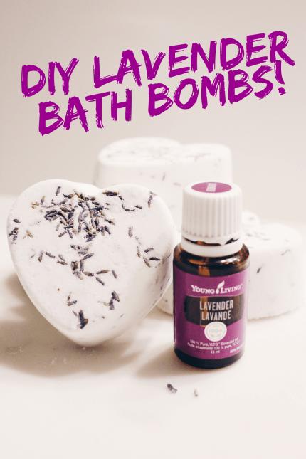 Unwind with this easy DIY bath bomb recipe.