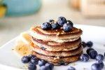 Coconut Flour Gluten Free Pancakes