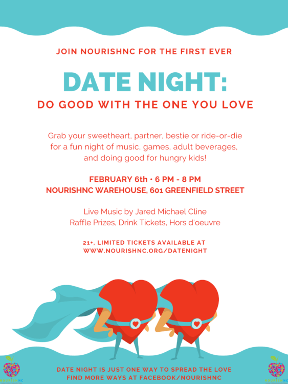 join us for date