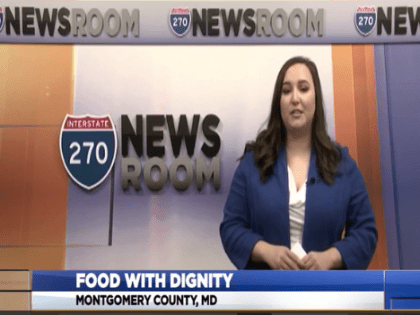(WHAG TV) Non-profit aims to end hunger and food waste