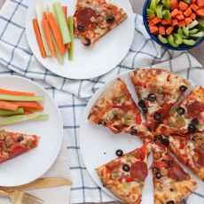 How to Make Dinner Healthy | www.nourishnutritionblog.com