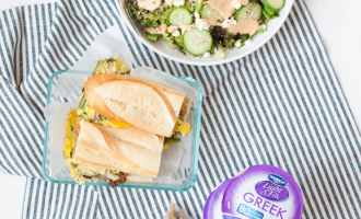 How to Meal Prep with Dannon Light & Fit Yogurt | #ad | www.nourishnutritionblog.com