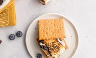 Skip the fire with these easy Indoor S'mores with 3 fun new toppings