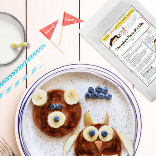 Fusspot and Foodie Pancake Mix