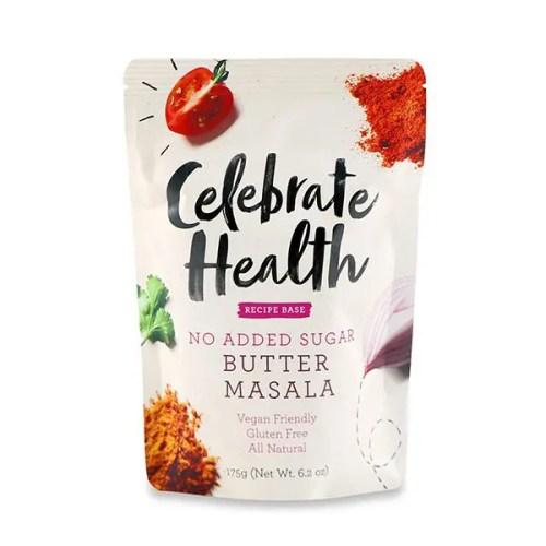 Celebrate Health Butter Masala