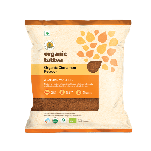 Organic Tattva Cinnamon Powder