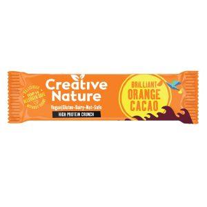 Orange Cacao Protein Bar