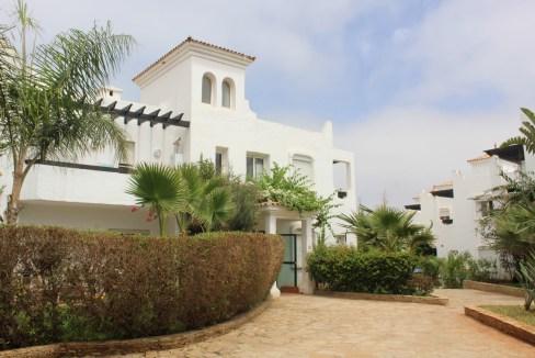 Villa a louer luxe dar bouazza pour vivre à l'espagnol