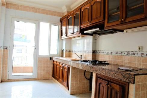 Casablanca à louer luxueux appartement de 125 M2 (ghandi)
