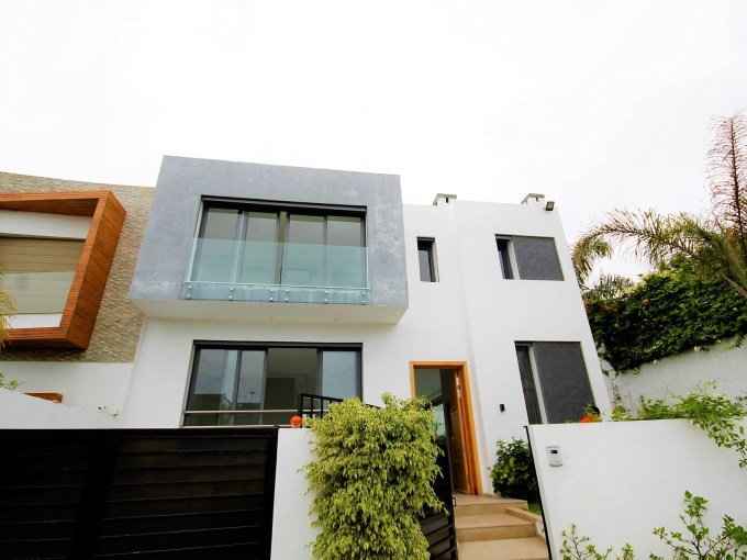 location nourreska luxe villa moderne piscine ascenceur