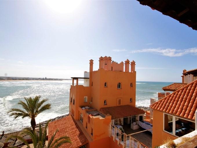 vente appartement vue mer avec terrasse