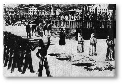 Hinrichtung Dostoevsky