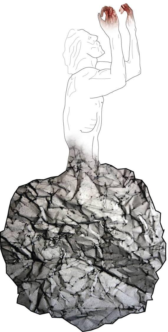 illustration_ein-mann-und-ein-stein