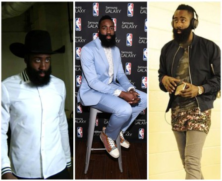 James Harden Pic