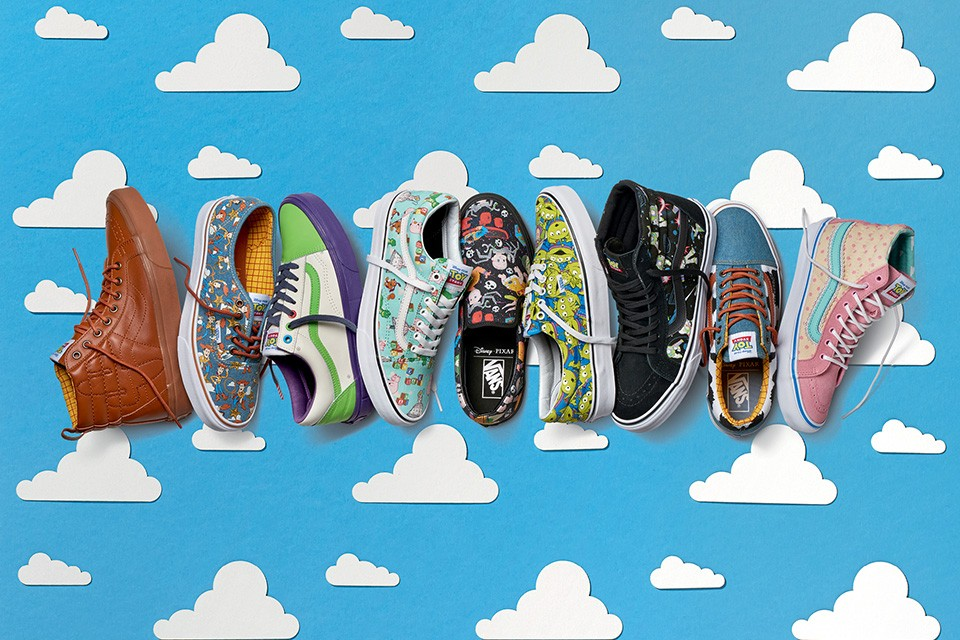 """8c0d210381fa Vans Brings Back Our Childhood with """"Toy Story"""" Collab"""