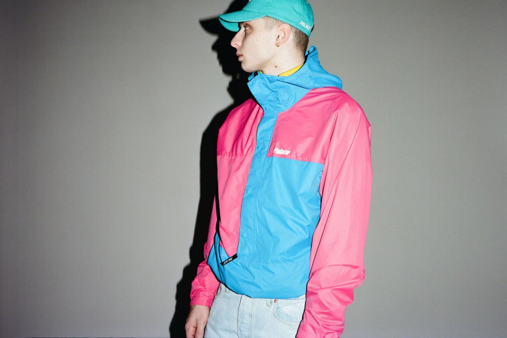 Palace's SS17 Collection Beats Supreme's
