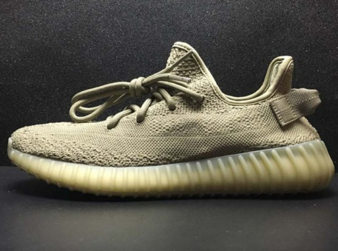 e89abb6a87d5 adidas YEEZY Boost 350 V2 is releasing in a Dark Green Colorway