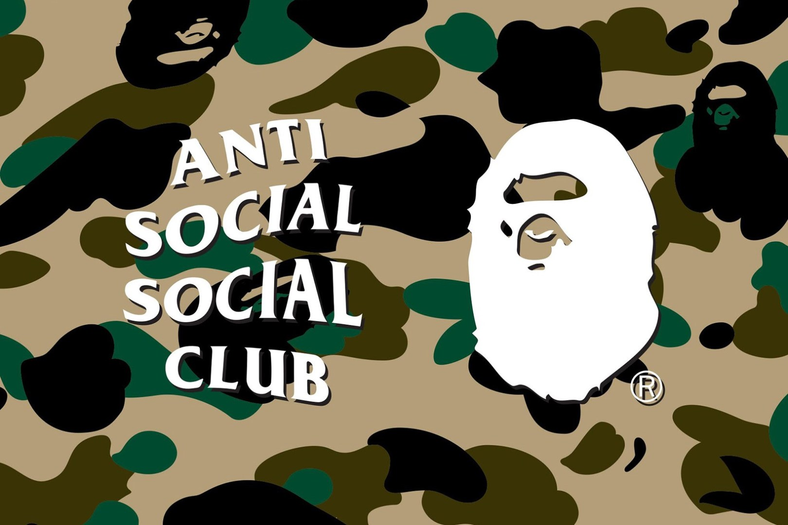 fa5120b864a2 BAPE and Anti Social have Confirmed a New Collaboration