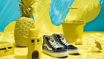 9a8139a5 Vans Collaborates with Nickelodeon to bring us a Spongebob Sneaker