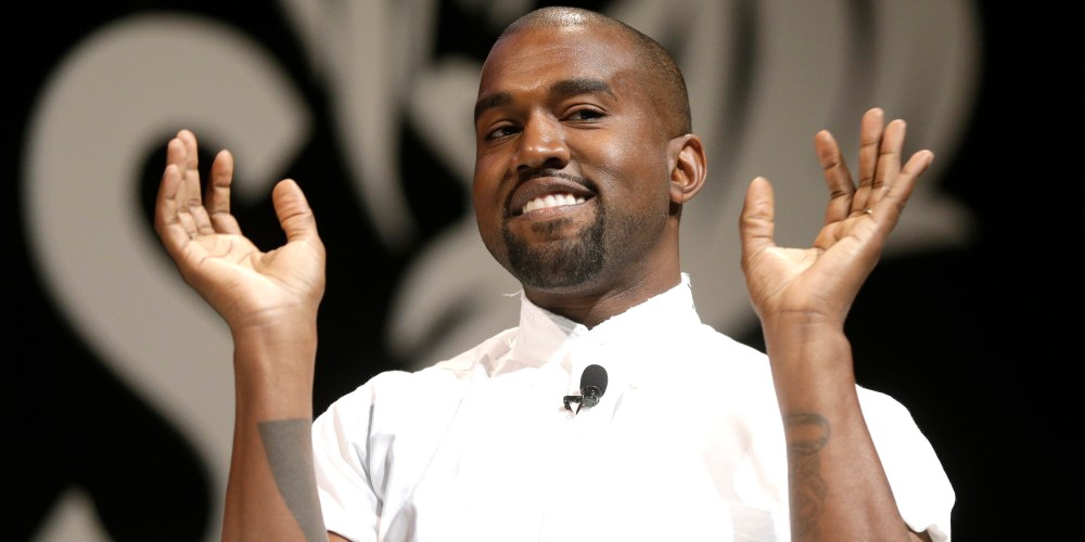 Kanye West Claims to be Shifting His Focus to Philanthropy
