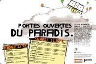 Affiche de projet / Coop Paradis