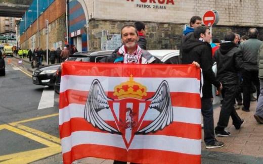 bandera-SPORTING la Regence