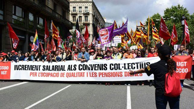 Entrevista a Javier Pacheco, secretario general de CCOO en Catalunya