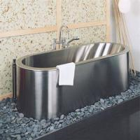 Stainless Steel Bathtubs - The Latest Trend in Bathroom Design