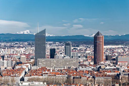 Immobilier Tertiaire Un Coup De Mou Pour Lyon